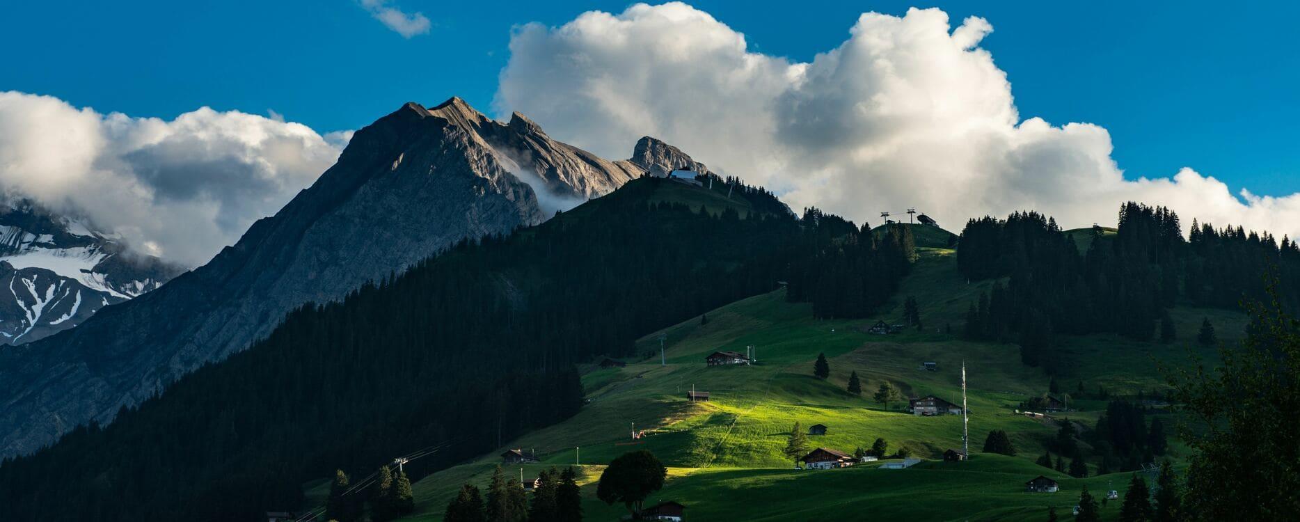 Регистрация компании в швейцарии