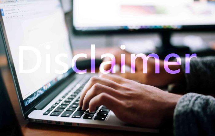 Что такое дисклеймер: когда и как его использовать?