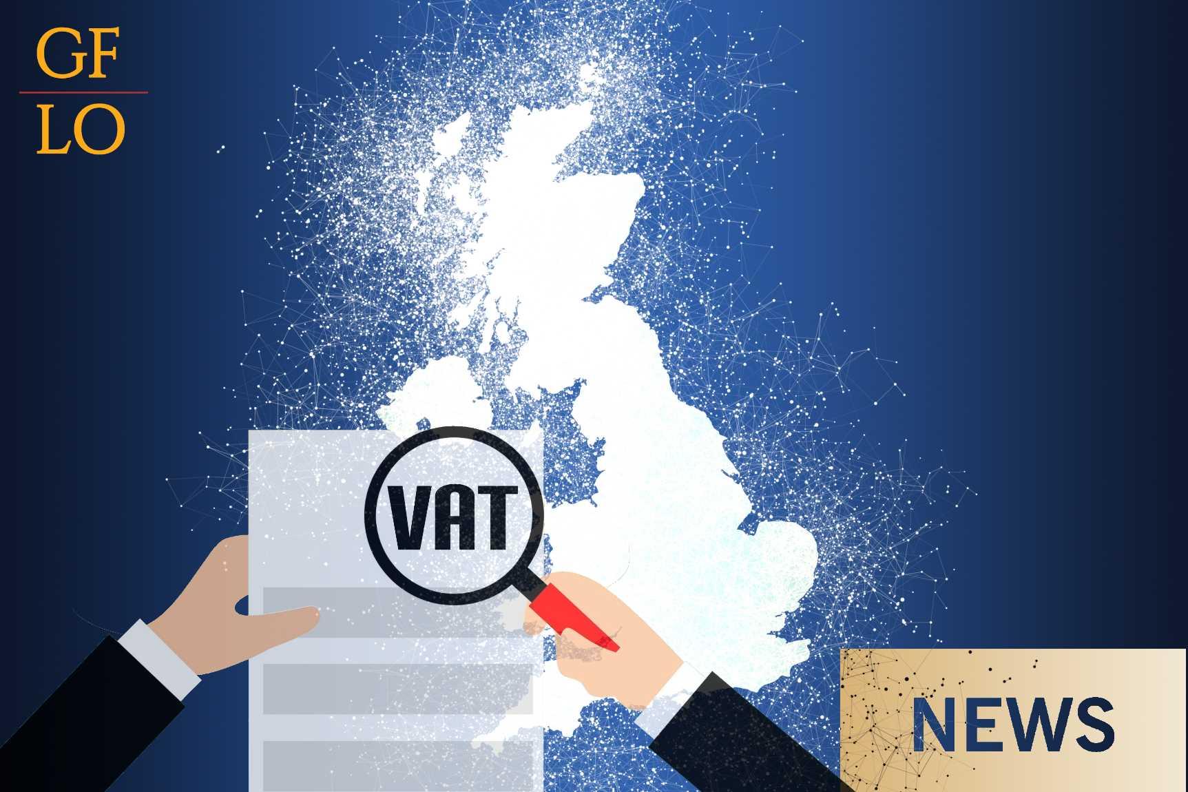 Великобритания планирует снизить ставку НДС с 20% до 17%