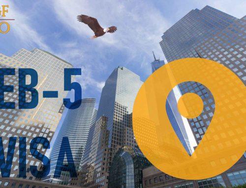 Бизнес виза EB-5 в США: как получить