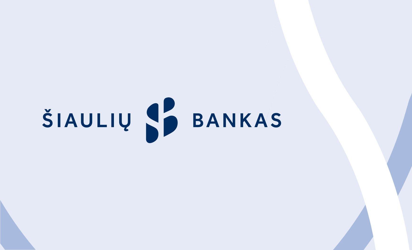 Шауляй банк