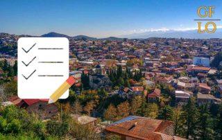 Регистрация компании в СИЗ Кутаиси в Грузии