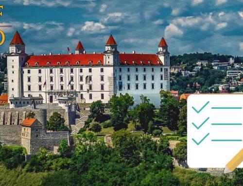 Регистрация компании в Словакии