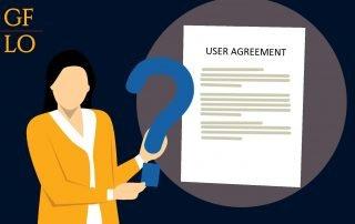 Пользовательское соглашение: что это и зачем оно нужно?