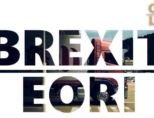 EORI в Великобритании после Brexit