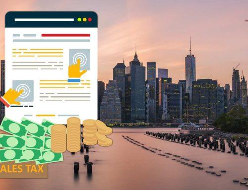 Что такое sales tax в США?