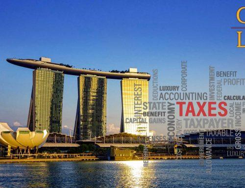 Налоги в Сингапуре для физических и юридических лиц