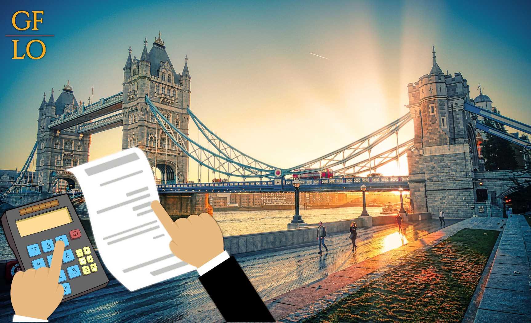 Налоги в Великобритании для физических и юридических лиц