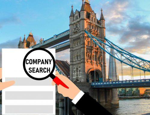 Сведения по английской компании: реестр компаний Великобритании