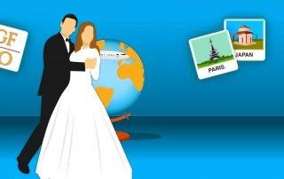 Брак с иностранцем: как заключить россиянину и что учесть?