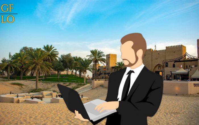 Свободная зона JAFZA в ОАЭ