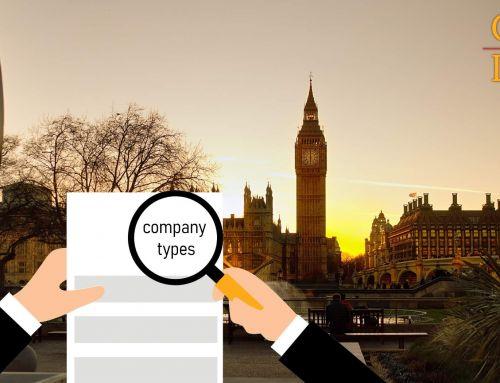 Формы компаний в Англии