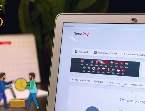 Как открыть зарубежный счет в DynaPay?