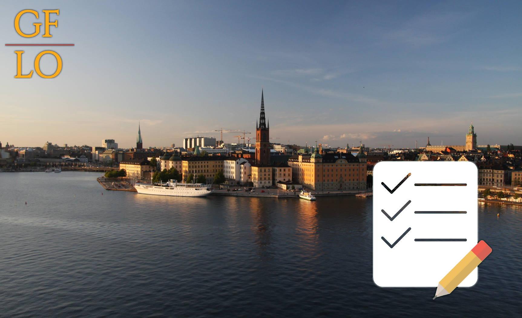 Регистрация компании в Швеции