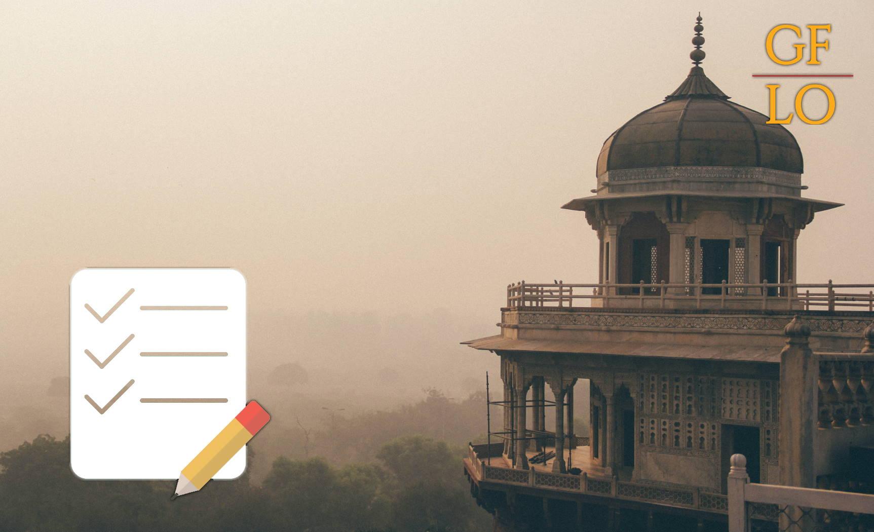 Документы для регистрации компании в Индии